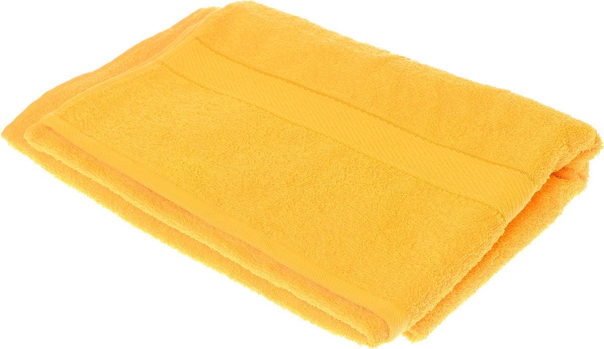 Полотенце махровое Aisha Home Textile Колосок, цвет: желтый, 70 х 140 смУзТ-ПМ-114-08-21Полотенце Aisha Home Textile Колосок выполнено из натуральной махровой ткани (100% хлопок). Изделие отлично впитывает влагу, быстро сохнет, сохраняет яркость цвета и не теряет форму даже после многократных стирок. Полотенце очень практично и неприхотливо в уходе. Оно создаст прекрасное настроение и украсит интерьер в ванной комнате.