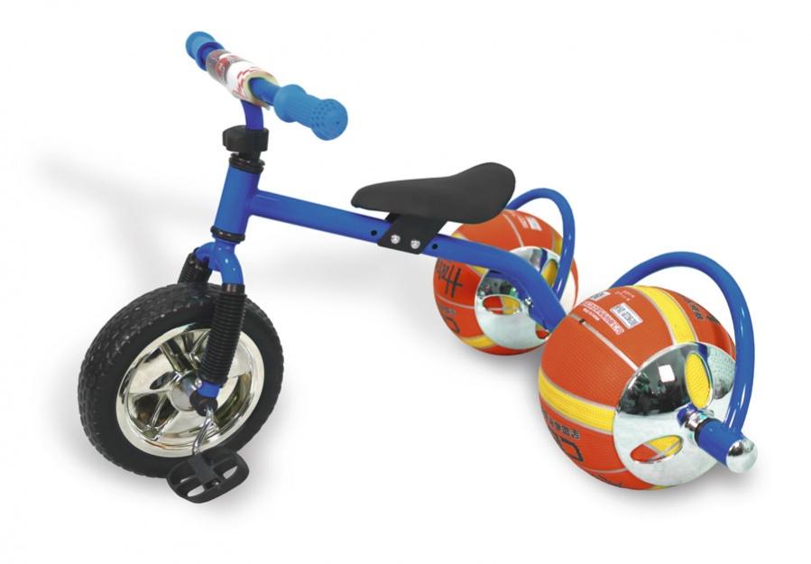 Bradex Велосипед Баскетбайк цвет синий