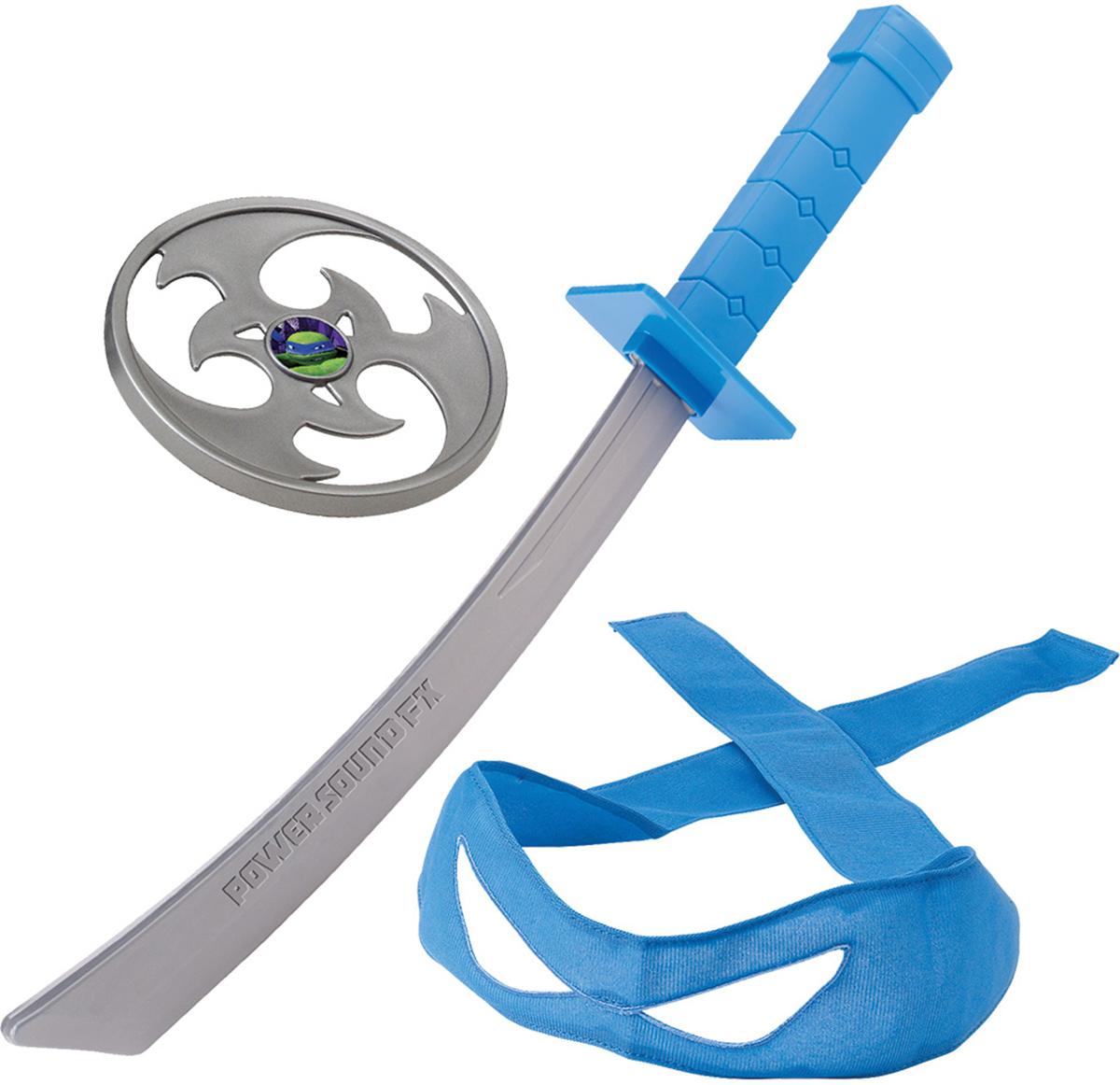 Черепашки-ниндзя Боевое снаряжение Леонардо gulliver водяное черепашки ниндзя меч леонардо