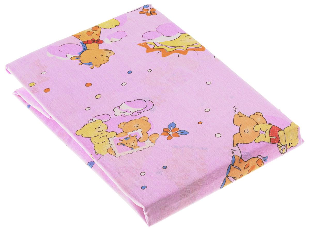 Топотушки Комплект детского постельного белья Жираф Вилли 3 предмета