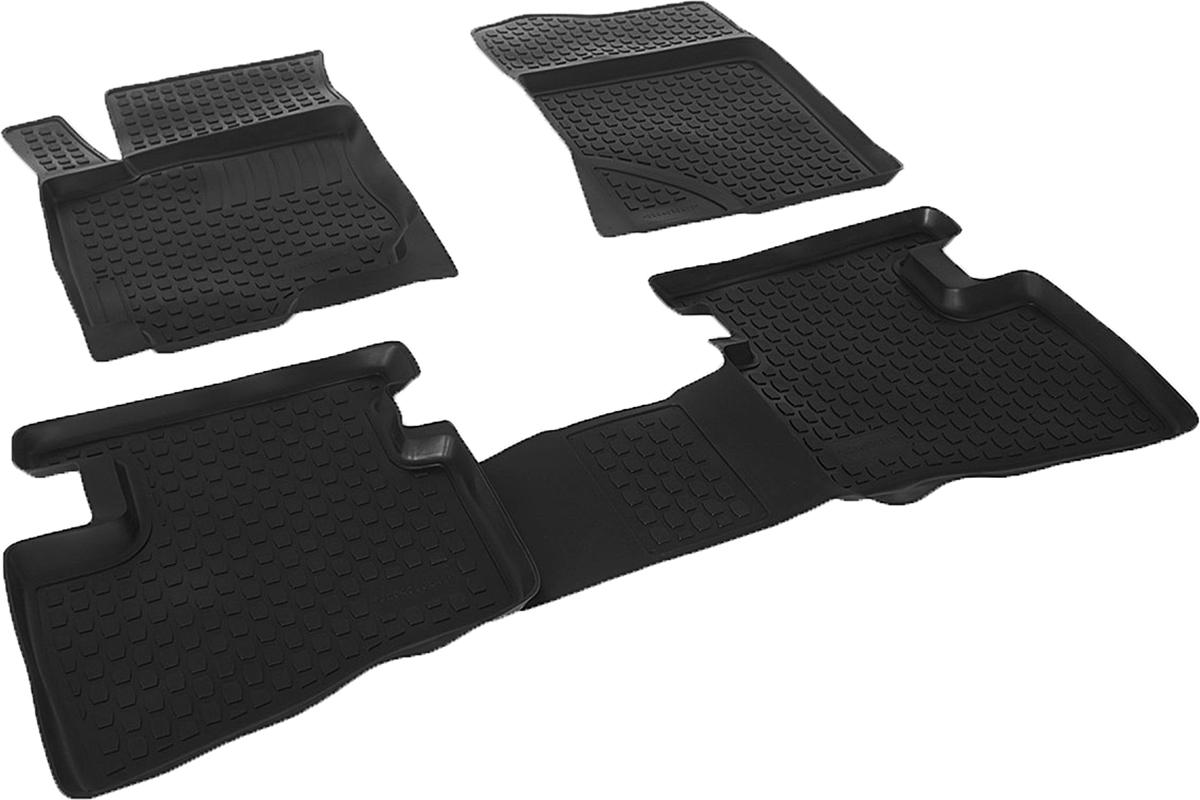Коврики в салон Hyundai Elantra (07-) полиуретан0204030201Коврики производятся индивидуально для каждой модели автомобиля из современного и экологически чистого материала, точно повторяют геометрию пола автомобиля, имеют высокий борт от 3 см до 4 см., обладают повышенной износоустойчивостью, антискользящими свойствами, лишены резкого запаха, сохраняют свои потребительские свойства в широком диапазоне температур (-50 +80 С)