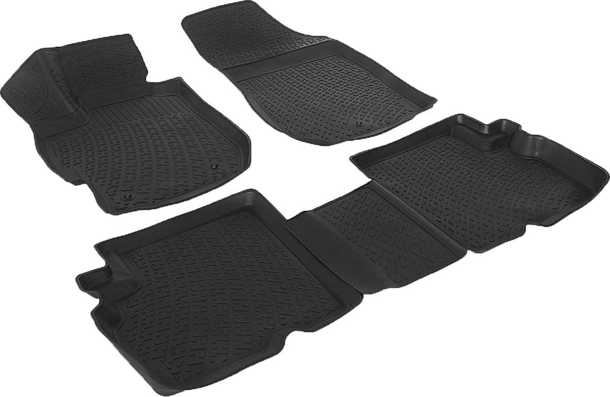 Набор автомобильных ковриков L.Locker Nissan Almera IV 2013, в салон, 4 шт0205010301Набор L.Locker Mitsubishi Lancer 2007-, изготовленный из полиуретана, состоит из 4 антискользящих ковриков, которые производятся индивидуально для каждой модели автомобиля. Изделие точно повторяет геометрию пола автомобиля, имеет высокий борт, обладает повышенной износоустойчивостью, лишено резкого запаха и сохраняет свои потребительские свойства в широком диапазоне температур от -50°С до +50°С. Комплектация: 4 шт. Размер ковриков: 57 см х 53 см, 85 см х 53 см, 84 см х 51 см, 81 см х 55 см.