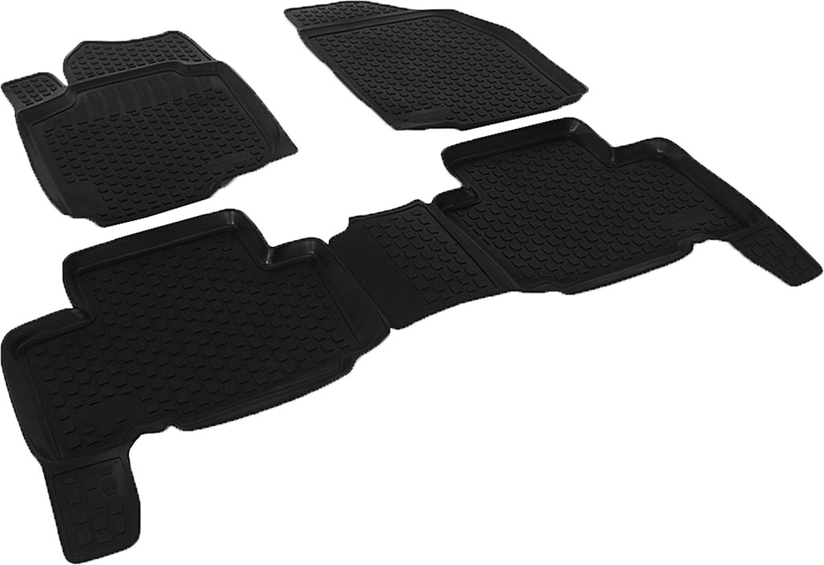 Коврики в салон Toyota RAV4 5dr. (06-) полиуретанSC-FD421005Коврики производятся индивидуально для каждой модели автомобиля из современного и экологически чистого материала, точно повторяют геометрию пола автомобиля, имеют высокий борт от 3 см до 4 см., обладают повышенной износоустойчивостью, антискользящими свойствами, лишены резкого запаха, сохраняют свои потребительские свойства в широком диапазоне температур (-50 +80 С)