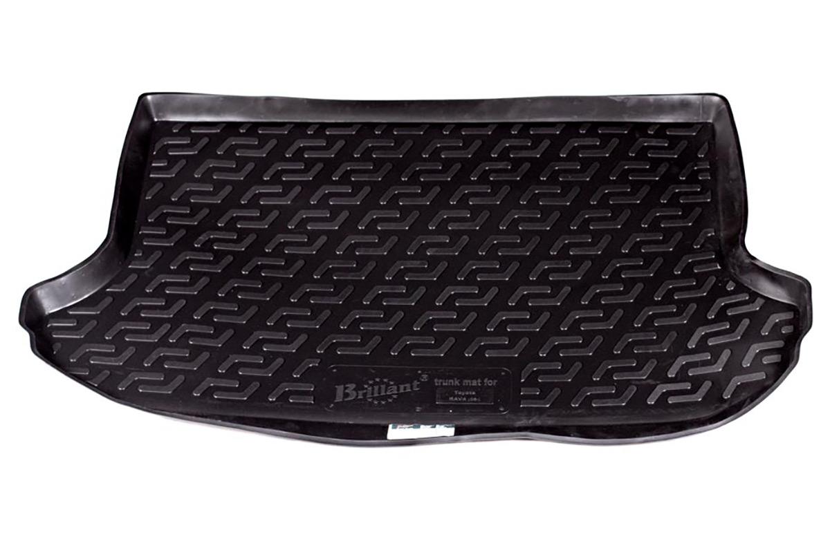 Коврик в багажник Toyota RAV4 (08-) полиуретанSC-FD421005Коврики производятся индивидуально для каждой модели автомобиля из современного и экологически чистого материала, точно повторяют геометрию пола автомобиля, имеют высокий борт от 4 см до 6 см., обладают повышенной износоустойчивостью, антискользящими свойствами, лишены резкого запаха, сохраняют свои потребительские свойства в широком диапазоне температур (-50 +80 С).