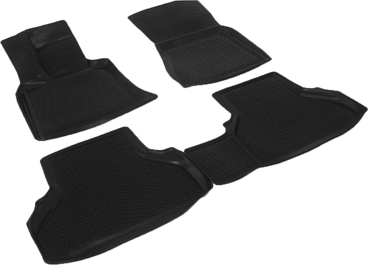 Коврики в салон автомобиля L.Locker, для BMW X6 E71 (07-)SC-FD421005Коврики L.Locker производятся индивидуально для каждой модели автомобиля из современного и экологически чистого материала. Изделия точно повторяют геометрию пола автомобиля, имеют высокий борт, обладают повышенной износоустойчивостью, антискользящими свойствами, лишены резкого запаха и сохраняют свои потребительские свойства в широком диапазоне температур (от -50°С до +80°С). Рисунок ковриков специально спроектирован для уменьшения скольжения ног водителя и имеет достаточную глубину, препятствующую свободному перемещению жидкости и грязи на поверхности. Одновременно с этим рисунок не создает дискомфорта при вождении автомобиля. Водительский ковер с предустановленными креплениями фиксируется на штатные места в полу салона автомобиля. Новая технология системы креплений герметична, не дает влаге и грязи проникать внутрь через крепеж на обшивку пола.