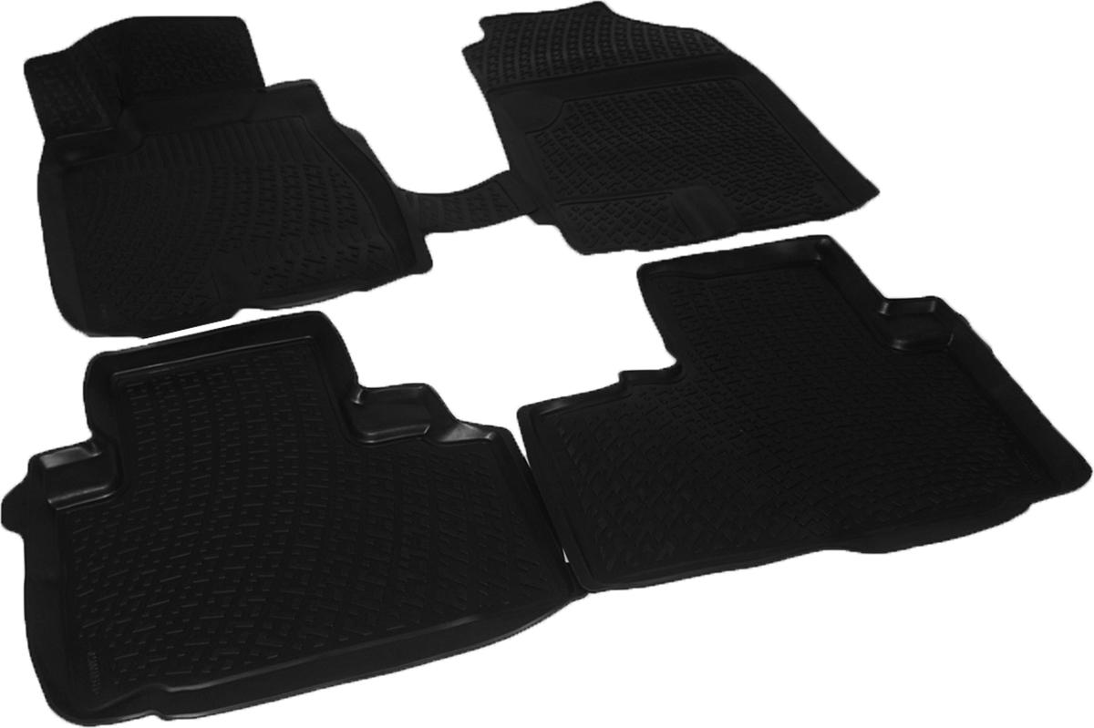 Коврики в салон автомобиля L.Locker, для Great Wall Hover H6 (12-)SC-FD421005Коврики L.Locker производятся индивидуально для каждой модели автомобиля из современного и экологически чистого материала. Изделия точно повторяют геометрию пола автомобиля, имеют высокий борт, обладают повышенной износоустойчивостью, антискользящими свойствами, лишены резкого запаха и сохраняют свои потребительские свойства в широком диапазоне температур (от -50°С до +80°С). Рисунок ковриков специально спроектирован для уменьшения скольжения ног водителя и имеет достаточную глубину, препятствующую свободному перемещению жидкости и грязи на поверхности. Одновременно с этим рисунок не создает дискомфорта при вождении автомобиля. Водительский ковер с предустановленными креплениями фиксируется на штатные места в полу салона автомобиля. Новая технология системы креплений герметична, не дает влаге и грязи проникать внутрь через крепеж на обшивку пола.