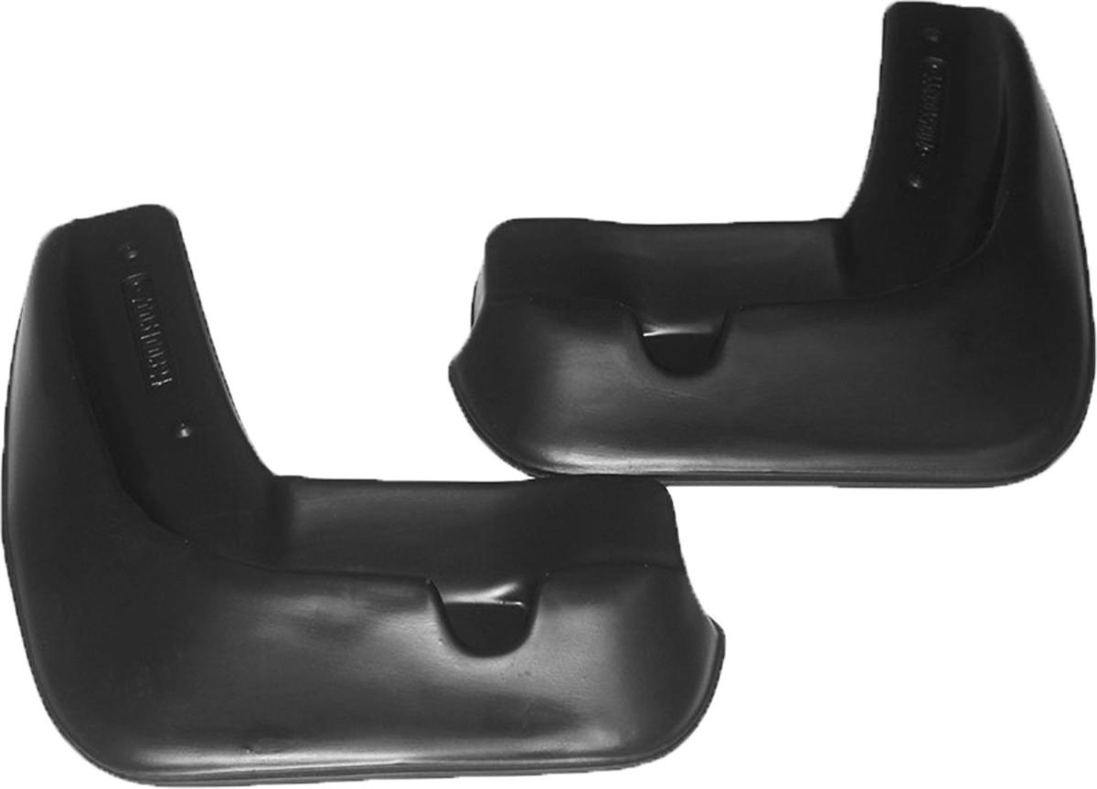 Комплект брызговиков передних L.Locker, для Nissan Tiida II hb (15-), 2 шт7005100351Брызговики L.Locker изготовлены из высококачественного полимера. Уникальный состав брызговиков допускает их эксплуатацию в широком диапазоне температур: от -50°С до +80°С. Эффективно защищают кузов автомобиля от грязи и воды - формируют аэродинамический поток воздуха, создаваемый при движении вокруг кузова таким образом, чтобы максимально уменьшить образование грязевой измороси, оседающей на автомобиле. Разработаны индивидуально для каждой модели автомобиля, с эстетической точки зрения брызговики являются завершением колесной арки.