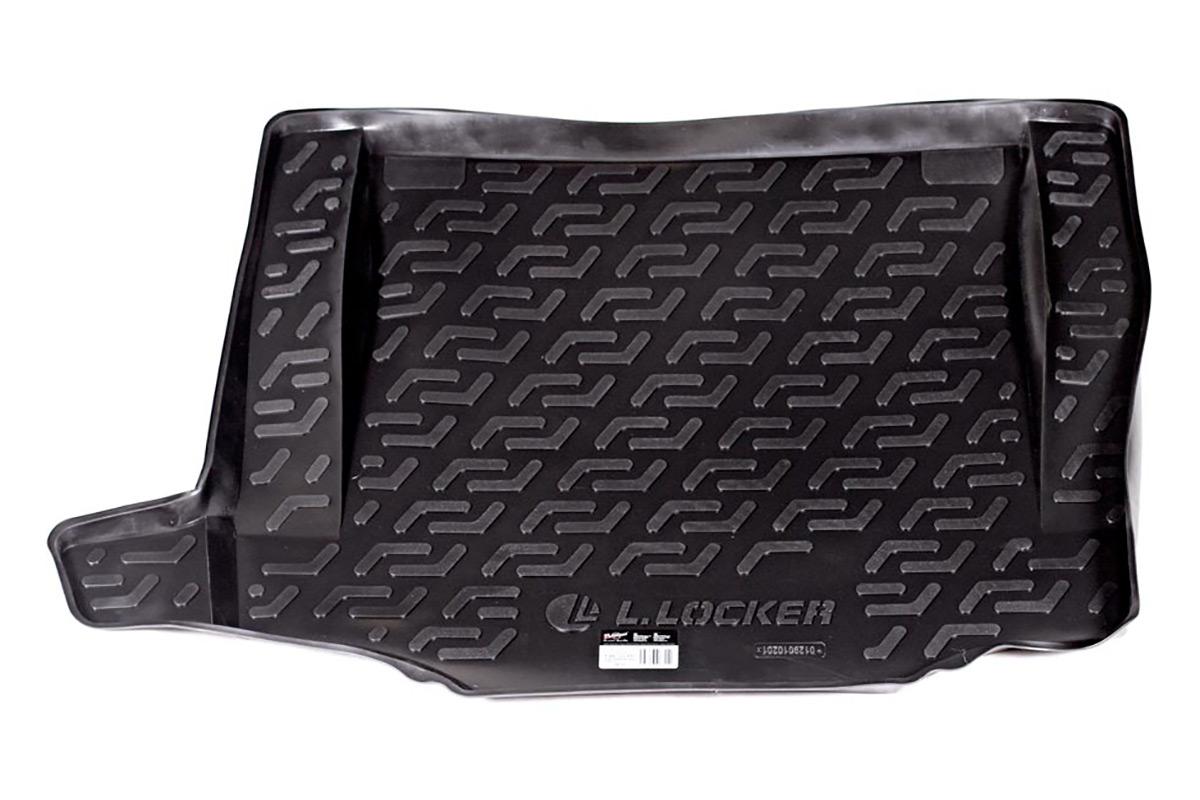 Коврик в багажник L.Locker, для BMW 1-series (E87) hb 5 door (04-11)129010201Коврик L.Locker производится индивидуально для каждой модели автомобиля из современного и экологически чистого материала. Изделие точно повторяют геометрию пола автомобиля, имеет высокий борт, обладает повышенной износоустойчивостью, антискользящими свойствами, лишен резкого запаха и сохраняет свои потребительские свойства в широком диапазоне температур (от -50°С до +80°С).