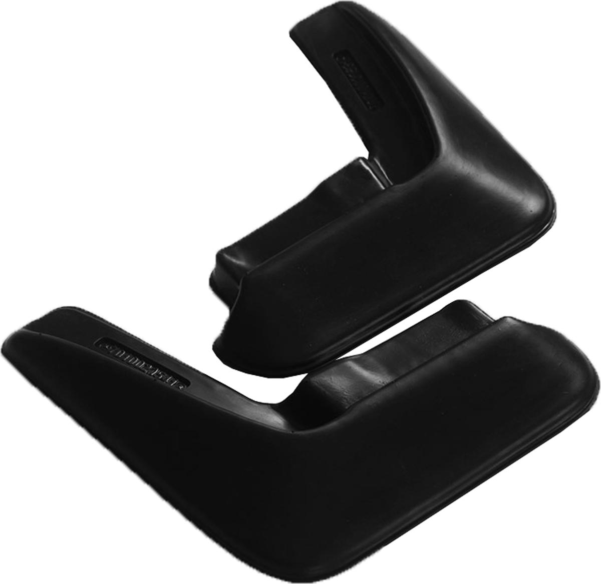 Комплект задних брызговиков L.Locker, для Mazda 3 III hb (13-)7010021561Брызговики L.Locker изготовлены из высококачественного полиуретана. Уникальный состав брызговиков допускает их эксплуатацию в широком диапазоне температур: от -50°С до +80°С. Эффективно защищают кузов автомобиля от грязи и воды - формируют аэродинамический поток воздуха, создаваемый при движении вокруг кузова таким образом, чтобы максимально уменьшить образование грязевой измороси, оседающей на автомобиле. Разработаны индивидуально для каждой модели автомобиля, с эстетической точки зрения брызговики являются завершением колесной арки.