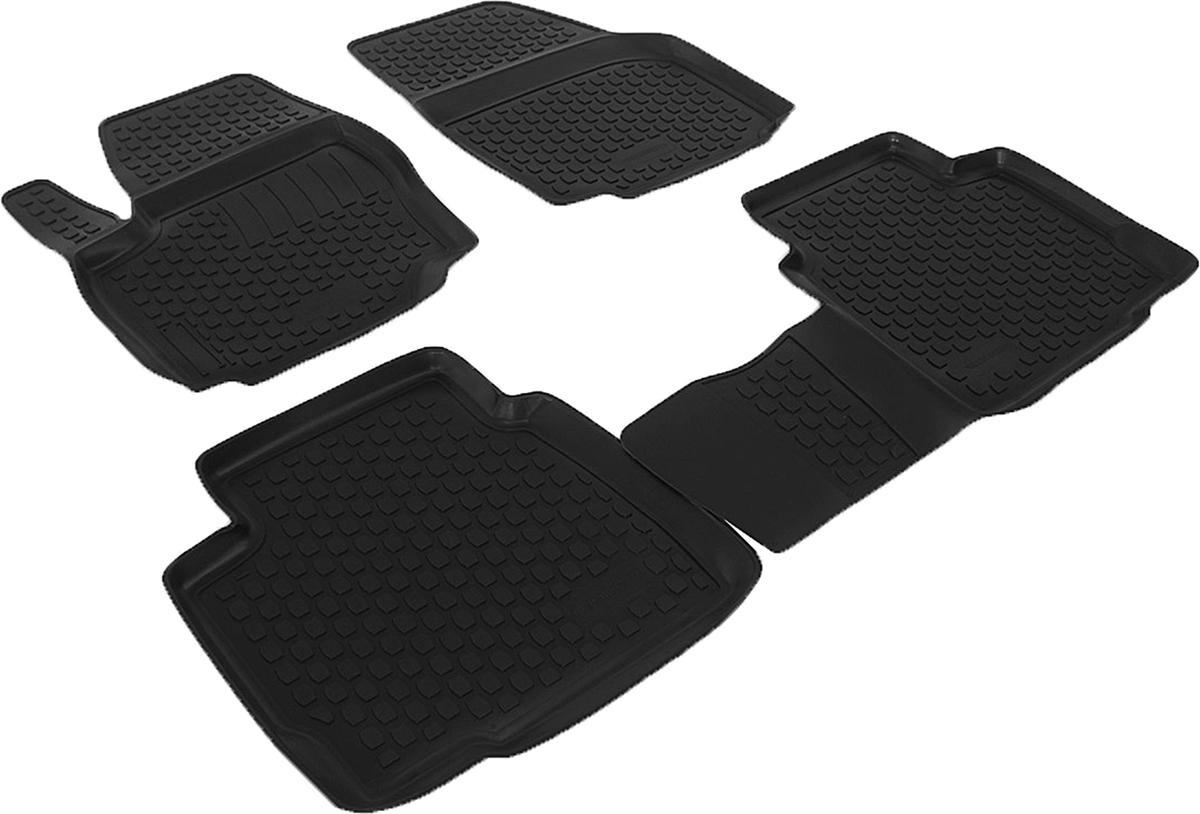 Коврики в салон Ford Mondeo (07-) полиуретан0202060201Коврики производятся индивидуально для каждой модели автомобиля из современного и экологически чистого материала, точно повторяют геометрию пола автомобиля, имеют высокий борт от 3 см до 4 см., обладают повышенной износоустойчивостью, антискользящими свойствами, лишены резкого запаха, сохраняют свои потребительские свойства в широком диапазоне температур (-50 +80 С)