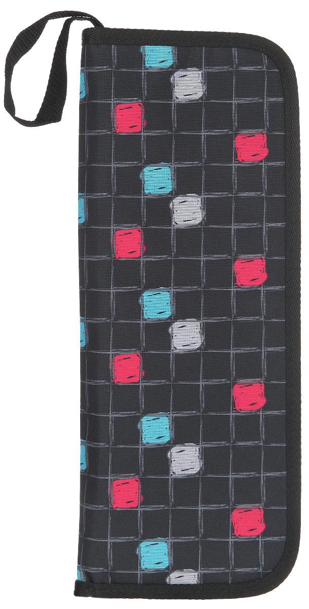 Папка Antan, цвет: черный, графит. 6-502