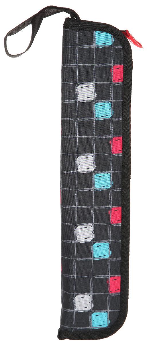 Папка Antan, цвет: черный, графит. 6-501