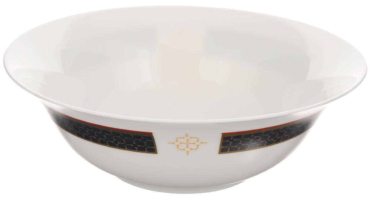 Салатник Luminarc Alto, диаметр 27 смJ1935_орнамент снаружиВеликолепный круглый салатник Luminarc Alto, изготовленный из ударопрочного стекла, прекрасно подойдет для подачи различных блюд: закусок, салатов или фруктов. Такой салатник украсит ваш праздничный или обеденный стол, а оригинальное исполнение понравится любой хозяйке. Диаметр салатника (по верхнему краю): 27 см. Высота салатника: 8,8 см.