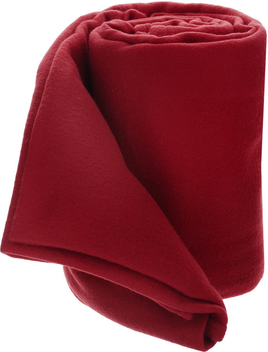 Покрывало флисовое Guten Morgen, цвет: темно-красный, 150 х 200 смПФ-кр-150-200Покрывало Guten Morgen, выполненное из флиса (100% полиэстер), гармонично впишется в интерьер вашего дома и создаст атмосферу уюта и комфорта. Благодаря мягкой и приятной текстуре, глубокому и насыщенному цвету, покрывало станет модной, практичной и уютной деталью вашего интерьера. Такое покрывало согреет в прохладную погоду и будет превосходно дополнять интерьер вашей спальни. Высочайшее качество материала гарантирует безопасность не только взрослых, но и самых маленьких членов семьи. Покрывало может подчеркнуть любой стиль интерьера, задать ему нужный тон - от игривого до ностальгического. Покрывало - это такой подарок, который будет всегда актуален, особенно для ваших родных и близких, ведь вы дарите им частичку своего тепла!