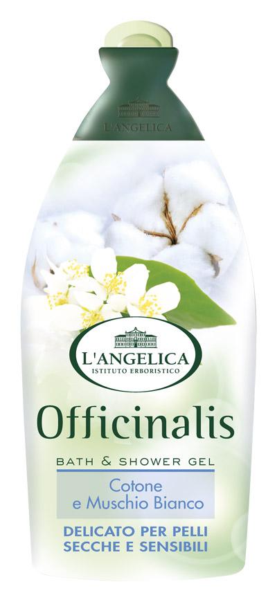 Langelica (0645) Гель для душа и ванны Белый мускус и Хлопок, 500 мл535-0-09790LANGELICA OFFICINALIS. Гель для душа и ванны для чувствительной кожи с экстрактами белого мускуса и хлопка. Институт Erboristico LAngelica разработал новую лечебную линию натуральных продуктов по уходу за телом, обогащенную экстрактами средиземноморских трав. Гель, благодаря питательным свойствам хлопка в сочетании с оригинальным ароматом белого мускуса, делает вашу кожу нежной и оставляет на ней приятный аромат.
