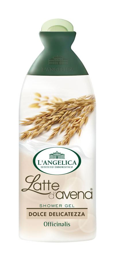 Langelica (0799) Гель для душа с овсяным молочком, 250 млБ33041LANGELICA OFFICINALIS.Гель для душа Нежная мягкость с овсяным молочком. Овес прекрасно смягчает, увлажняет кожу, делает ее гладкой, снимает раздражение. Гель с овсяным молочком нежно очищает кожу, оставляя ее мягкой и бархатистой. Подходит для чувствительной кожи.