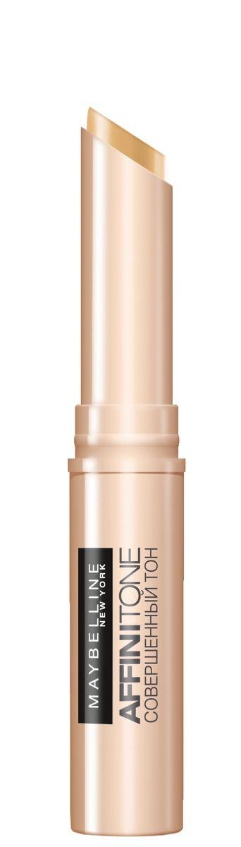 Maybelline New York Консилер от несовершенств Affinitone, оттенок 04, золотистый 2,3гB2718200Совершенный корректор. Благодаря плоной кремовой текстуре прекрасно скрывает недостатки, сливается с тоном кожи. Компактный стик легок в использовании.