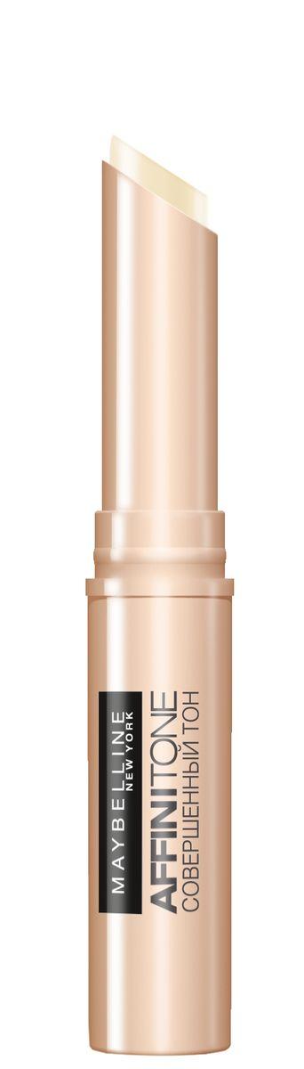 Maybelline New York Консилер от несовершенств Affinitone, оттенок 01,слоновая кость, 2,3г1301210Совершенный корректор. Благодаря плоной кремовой текстуре прекрасно скрывает недостатки, сливается с тоном кожи. Компактный стик легок в использовании. Данный оттенок подходит светлой коже с холодным подтоном.