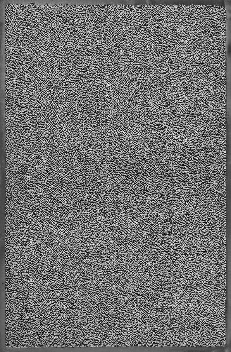 Коврик придверный SunStep Professional, влаговпитывающий, цвет: серый, черный, 90 х 60 см36-221Влаговпитывающий придверный коврик SunStep Professional выполнен из высококачественных полимерных материалов. Он прост в обслуживании, прочный и устойчивый к различным погодным условиям. Лицевая сторона коврика мягкая. Прорезиненная основа предотвращает его скольжение по гладкой поверхности и обеспечивает надежную фиксацию. Такой коврик надежно защитит помещение от уличной пыли и грязи.