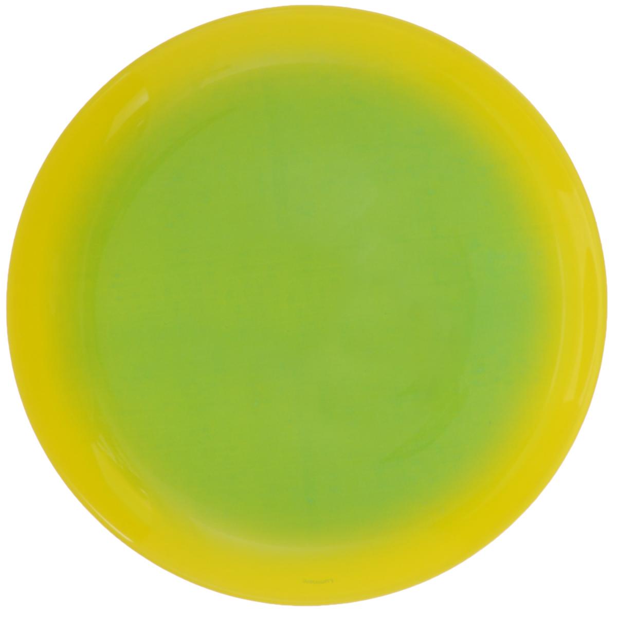 Тарелка десертная Luminarc Fizz Mint, диаметр 20 смG9521Десертная тарелка Luminarc Fizz Mint, изготовленная из ударопрочного стекла, имеет изысканный внешний вид. Такая тарелка прекрасно подходит как для торжественных случаев, так и для повседневного использования. Идеальна для подачи десертов, пирожных, тортов и многого другого. Она прекрасно оформит стол и станет отличным дополнением к вашей коллекции кухонной посуды. Диаметр тарелки (по верхнему краю): 20 см.