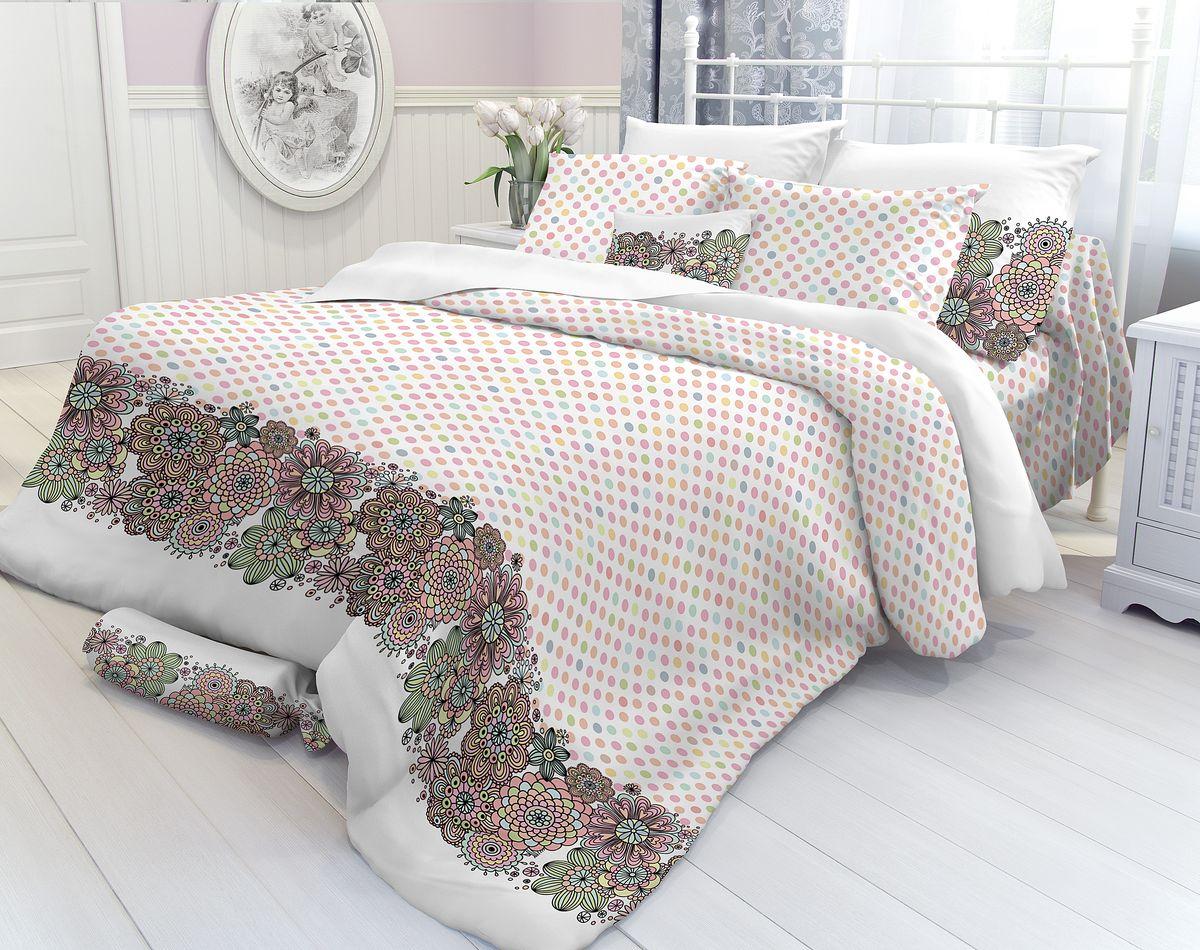 Комплект белья Verossa, 1,5-спальный, наволочки 70 х 70. 177933177933