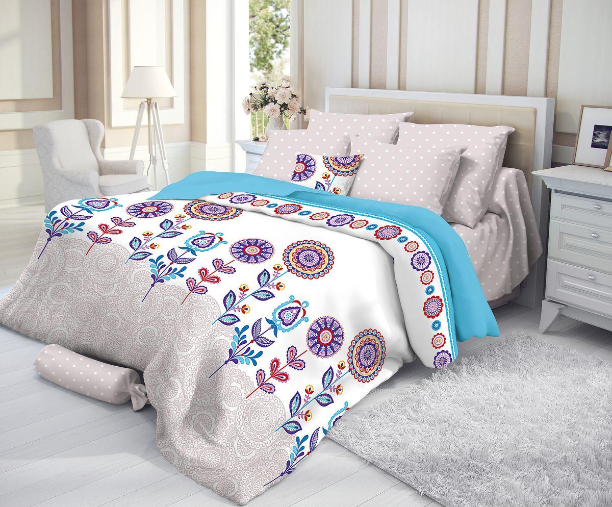 Комплект белья Verossa, 1,5-спальный, наволочки 70 х 70. 193467193467