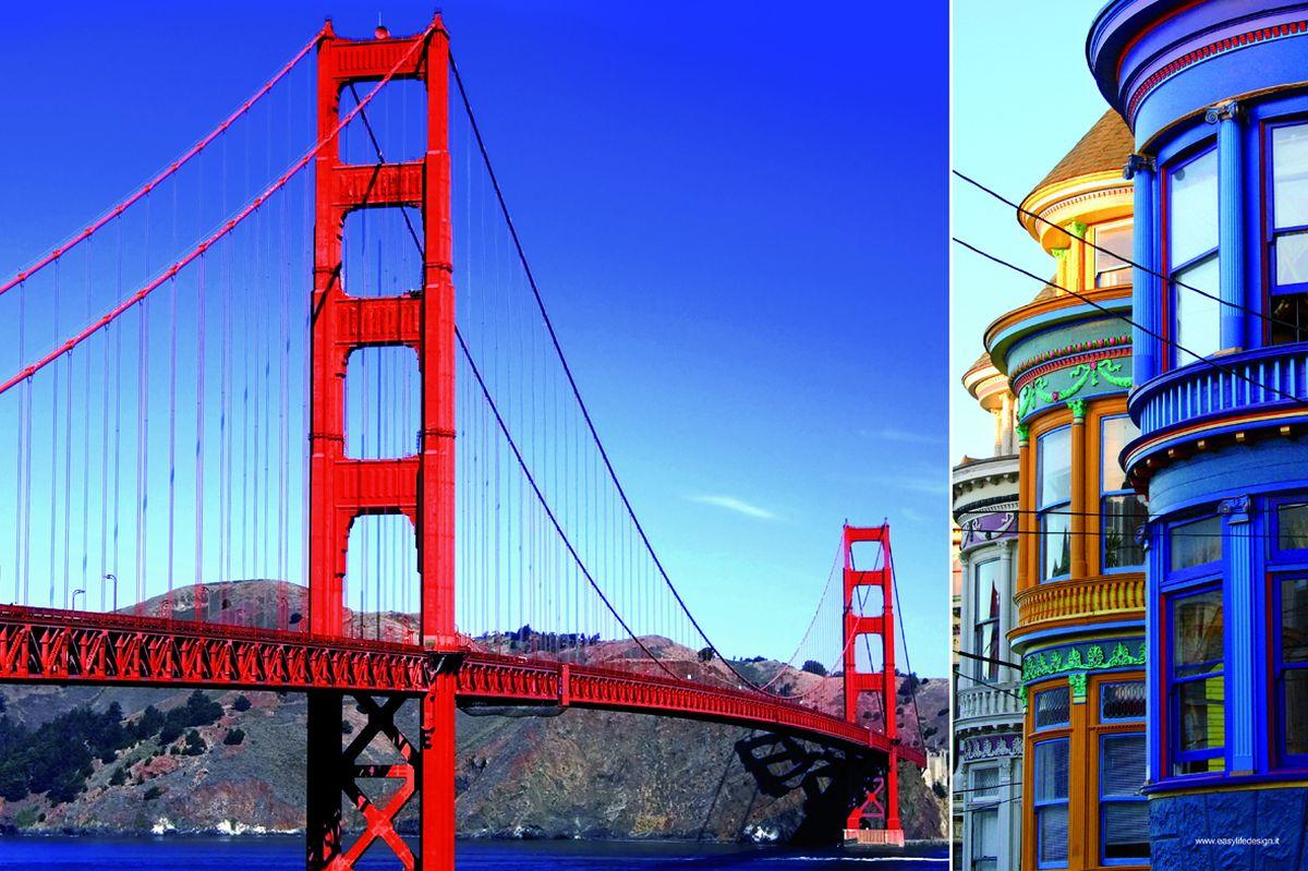 Подставка под горячее Nuova R2S Сан-Франциско, 45 х 30 смVT-1520(SR)Прямоугольная подставка под горячее Nuova R2S Сан-Франциско выполнена из мягкого пластика и декорирована изображением моста и дома. Подставка не боится высоких температур и легко чистится от пятен и жира.Каждая хозяйка знает, что подставка под горячее - это незаменимый и очень полезный аксессуар на каждой кухне. Ваш стол будет не только украшен оригинальной подставкой, но и сбережен от воздействия высоких температур ваших кулинарных шедевров.Размер подставки: 45 х 30 см.