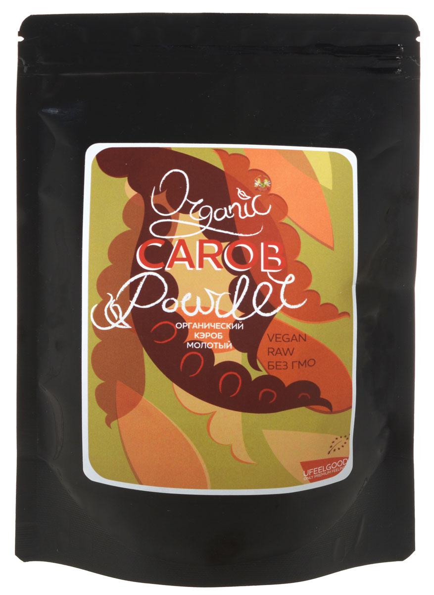 UFEELGOOD Organic Carob Powder органический кэроб молотый, 200 г82Кэроб - самый популярный заменитель какао для людей, у которых аллергия на шоколад, или которые отказываются от какао из-за содержания в нем нейростимуляторов кофеина и теобромина. Необжаренный кэроб меньше похож на какао, чем обжаренный, но, с другой стороны, в нем сохраняется больше пользы, и его отлично можно использовать для приготовления сыроедных сладостей, добавляя меньше сахара, ведь кэроб сам по себе намного слаще, чем какао Порошок плодов рожкового дерева (кэроб) от UFEELGOOD получают из спелых стручков рожковых деревьев, характерных для Средиземноморского побережья. Кэроб богат клетчаткой и отлично участвует в регулировании уровня сахара в крови (порошок плодов мескита содержит простые сахара, в основном, фруктозу, которая легко усваивается организмом и не требует инсулина для обмена веществ). Кэроб имеет сладкий вкус, похожий на вкус карамели и патоки. Стручки рожкового дерева содержат много белка и некоторые микроэлементы: кальций, магний, калий, железо и...