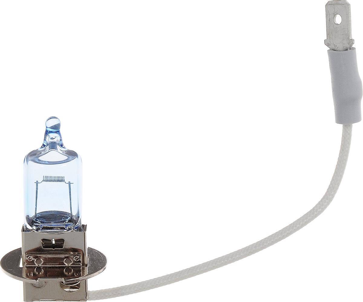 Лампа высокотемпературная Koito Whitebeam H3 12V 55W (100W) 1 шт 0752WKOITO Лампа автомобильная 0752W1. УДВОЕННАЯ ЯРКОСТЬ СВЕТА ФАРЕсли Вы хотите увеличить яркость света фар Вашего автомобиля - лампы KOITO Whitebeam будут лучшим выбором!Удвоенная ЯркостьЛампы KOITO Whitebeam являются вершиной развития технологий автомобильного освещения. Созданные с применением самых современных технологий и ноу-хау компании KOITO, разработанные на основе опыта поставок систем освещения крупнейшим мировым автопроизводителям, лампы серии Whitebeam III воплотили в себе весь опыт и достижения компании за почти вековую историю работы.Удвоенная яркость и отличная освещенность дороги обеспечивается за счет применения нескольких технологий:- Температура свечения нити накаливания, выполненная из материала с повышенной тугоплавкостью, выше, чем в стандартных галогеновых лампах.- Смесь инертных газов, специально закаченных в колбу под давлением, в два раза превышающим таковое в обычной лампе.Как результат, удвоенная яркость и улучшенная освещенность дороги! НАДЕЖНОСТЬ И ДОЛГИЙ СРОК СЛУЖБЫ...