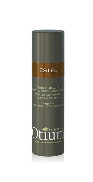 Estel Otium Miracle Эликсир для восстановления волос Интенсивная регенерация, 100 млOT.109