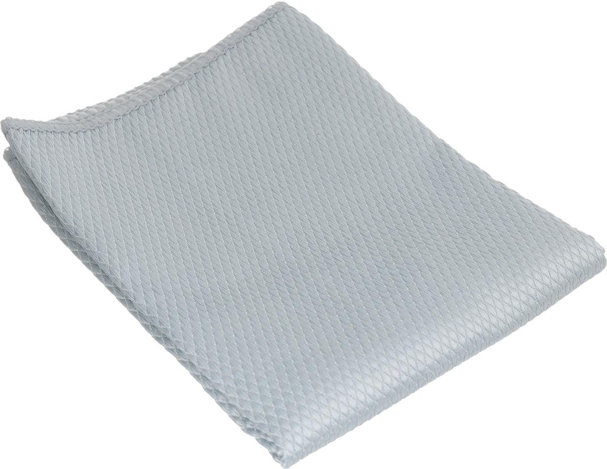 """Салфетка чистящая Sapfire """"Cleaning X-treme Сloth"""", цвет: серый, 35 х 40 см 3023-SFM_серый"""
