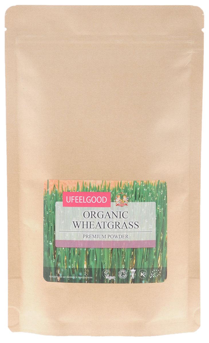 UFEELGOOD Organic Wheatgrass Premium Powder органические ростки пшеницы молотые, 200 г53Ростки пшеницы являются богатым источником хлорофилла, фотосинтетического пигмента, который растения используют для создания энергии, используя углекислый газ и солнечный свет. Хлорофилл обладает антиоксидантными свойствами, предотвращая образование свободных радикалов, которые повреждают здоровые клетки и приводят к раку. Ростки также обладают высоким содержанием клетчатки, которая помогает пищеварению и очищает толстую кишку, и регулярное потребление ростков пшеницы связано с более низкими показателями рака толстой кишки. При высоком содержании белка — 13%, пшеница обеспечивает организм аминокислотами, необходимыми для роста и восстановления, а также является источником железа, которое требуется для производства здоровых красных кровяных клеток, которые переносят кислород по всему организму. Высокое содержание витаминов С и Е помогают предотвратить повреждение клеток свободными радикалами и задержать процесс старения, а незаменимые жирные...