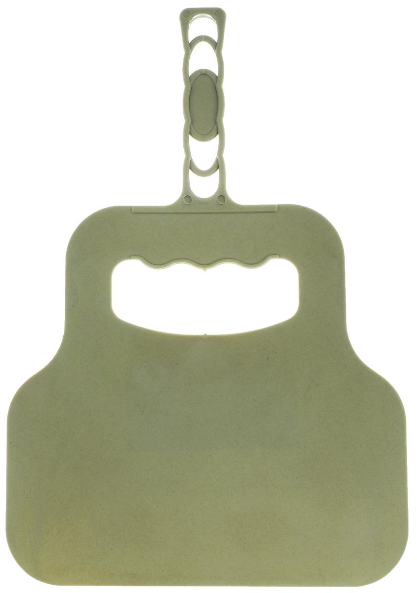 Веер для раздувания огня Boyscout, цвет: хаки, 20 х 21 см33240Веер Boyscout предназначен для раздувания огня во время приготовления блюд на открытом воздухе. Изделие выполнено из гибкого пластика. Размер рабочей части: 20 х 21 см.