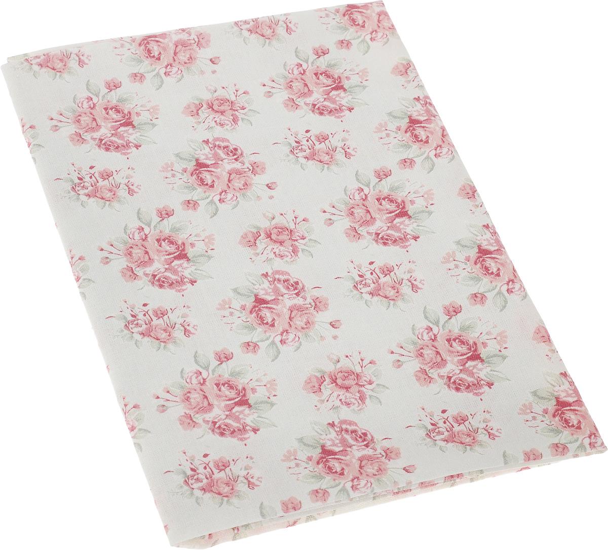 Ткань для пэчворка Артмикс Розы, клетка и листочки, цвет: молочный, розовый, 48 x 50 смAM571008Ткань Артмикс Розы, клетка и листочки, изготовленная из 100% хлопка, предназначена для пошива одеял, покрывал, сумок, аппликаций и прочих изделий в технике пэчворк. Также подходит для пошива кукол, аксессуаров и одежды. Пэчворк - это вид рукоделия, при котором по принципу мозаики сшивается цельное изделие из кусочков ткани (лоскутков). Плотность ткани: 120 г/м2. УВАЖАЕМЫЕ КЛИЕНТЫ! Обращаем ваше внимание, на тот факт, что размер отреза может отличаться на 1-2 см.