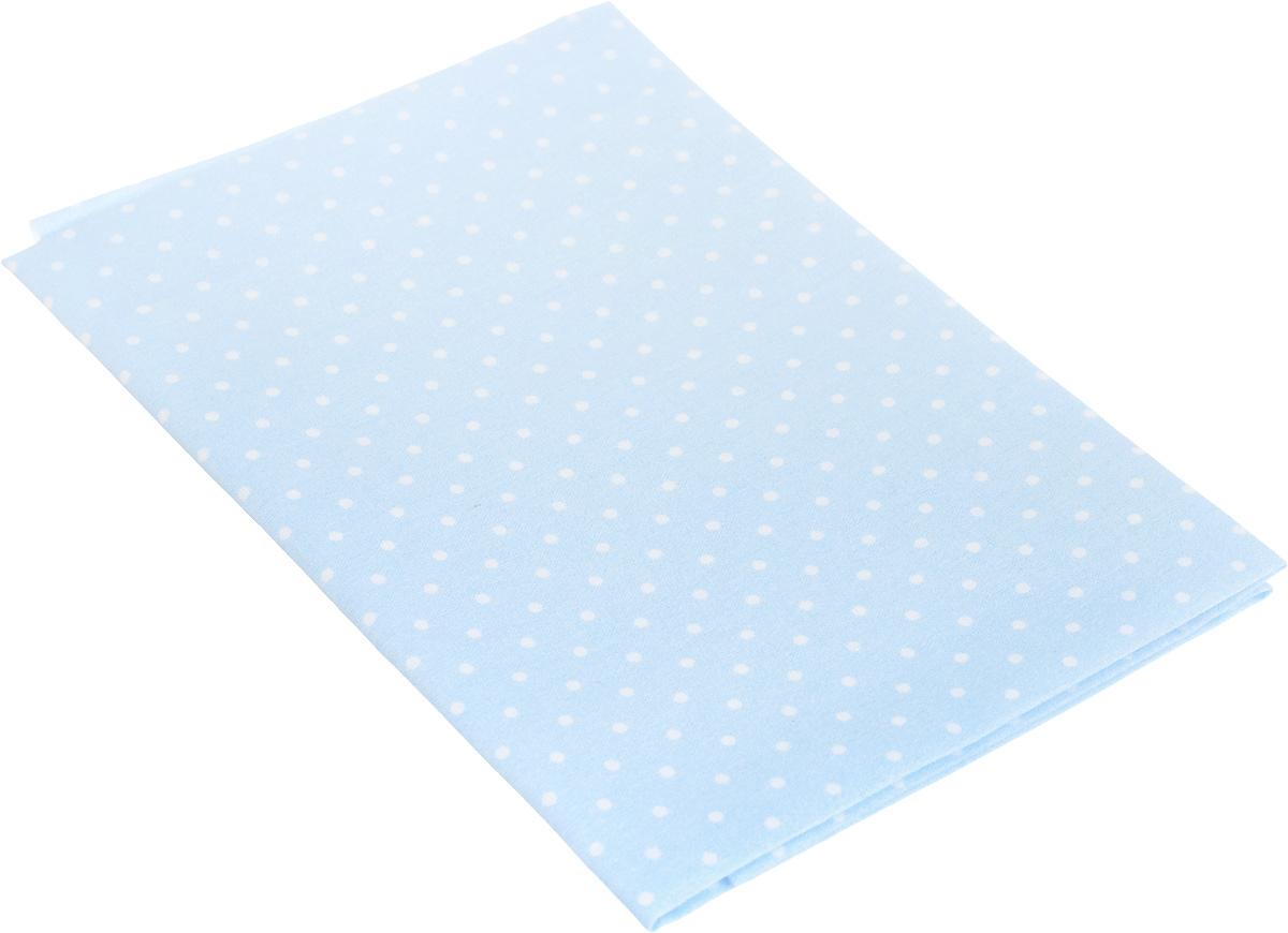 Ткань для пэчворка Артмикс Горошек, цвет: голубой, белый, 48 х 50 смC0042415Ткань Артмикс Горошек, изготовленная из 100% хлопка, предназначена для пошива одеял, покрывал, сумок, аппликаций и прочих изделий в технике пэчворк. Также подходит для пошива кукол, аксессуаров и одежды.Пэчворк - это вид рукоделия, при котором по принципу мозаики сшивается цельное изделие из кусочков ткани (лоскутков). Плотность ткани: 120 г/м2.УВАЖАЕМЫЕ КЛИЕНТЫ!Обращаем ваше внимание, на тот факт, что размер отреза может отличаться на 1-2 см.