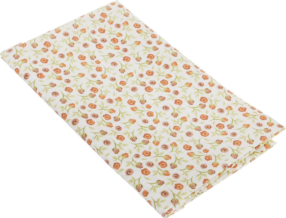 Ткань для пэчворка Артмикс Акварельные розочки, 48 х 50 см. AM572006AM572006Ткань Артмикс Акварельные розочки, изготовленная из 100% хлопка, предназначена для пошива одеял, покрывал, сумок, аппликаций и прочих изделий в технике пэчворк. Также подходит для пошива кукол, аксессуаров и одежды. Пэчворк - это вид рукоделия, при котором по принципу мозаики сшивается цельное изделие из кусочков ткани (лоскутков). Плотность ткани: 120 г/м2. УВАЖАЕМЫЕ КЛИЕНТЫ! Обращаем ваше внимание, на тот факт, что размер отреза может отличаться на 1-2 см.