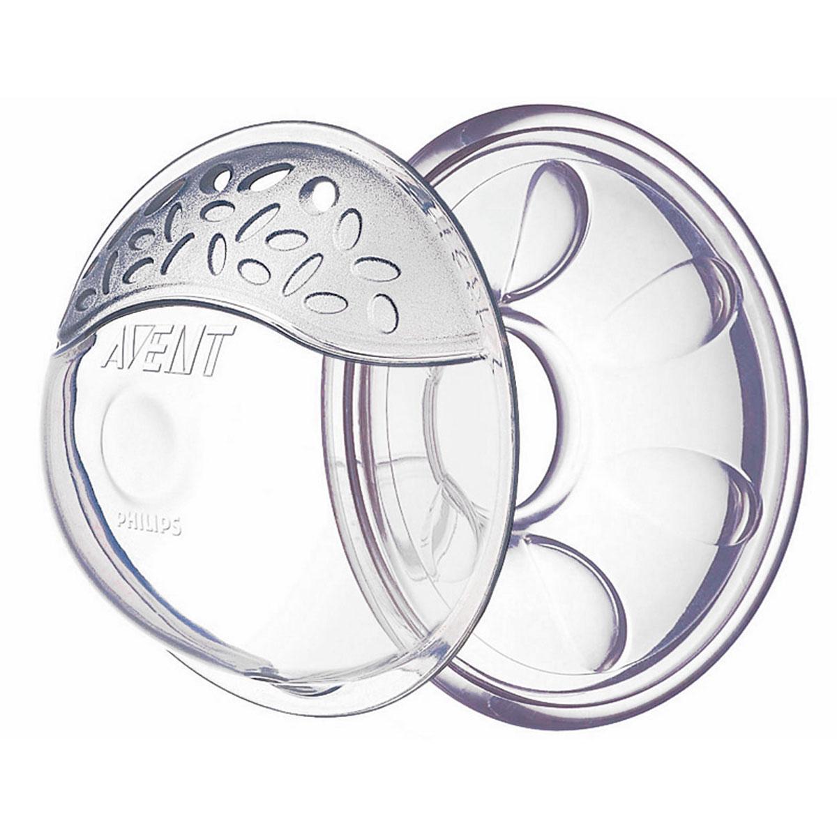 Philips Avent Набор накладок для сбора грудного молока SCF157/02