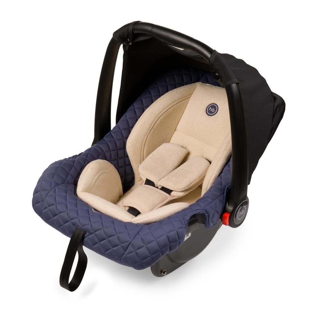 Happy Baby Автокресло Skyler Blue до 13 кг98293777Элегантный внешний облик и стильный дизайн делают автокресло Happy Baby Skyler незаменимым помощником для мамы в первый год жизни малыша. Где бы вы не находились, ваш малыш всегда будет рядом в комфорте и безопасности.Небольшой вес люльки (всего 3 кг) и удобная мягкая накладка на ручке для переноски делают перемещение с малышом легким и простым. Комфорт в дороге обеспечивает вкладыш для новорожденного и солнцезащитный козырек. Благодаря полукруглому основанию удобно укачивать малыша, в качестве же ограничителя качания можно использовать ручку переноски, опустив ее вниз до упора. Мягкий дышащий вкладыш стоек к истиранию, прекрасно держит форму при сминании. Тканевый чехол прост в уходе, при необходимости легко снимается для стирки.Автокресло крепится в автомобиле с помощью трехточечных штатных ремней безопасности и устанавливается лицом против хода движения автомобиля.