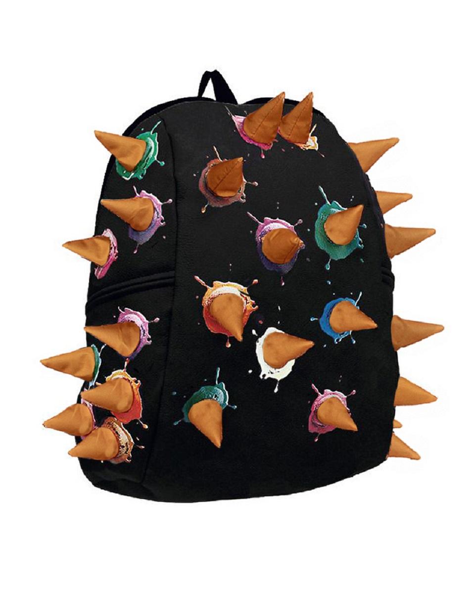 Рюкзак молодежный MadPax Rex Half, 16 лKAA24484585Легкий и вместительный рюкзак с одним основным отделением с застежкой на молниии. В основное отделение с легкостью входит ноутбук размером диагонали 13 дюймов, iPad и формат А4. Незаменимый аксессуар как для активного городского жителя, так и для школьников и студентов. Широкие лямки можно регулировать для наиболее удобной посадки, а мягкая ортопедическая спинка делает ношение наиболее удобным и комфортным