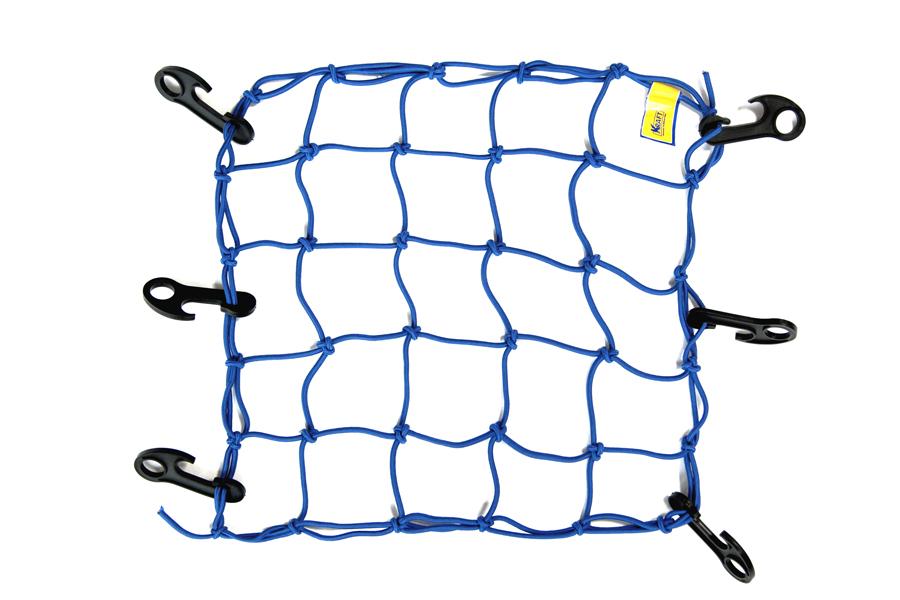 Сетка Kraft 40x40, багажнаяКТ 860506Размер:40х40. 6 пластиковых крючков