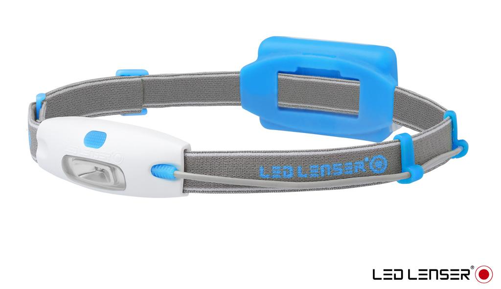 Фонарь LED Lenser NEO, цвет: синий67744Налобный фонарь.Световой поток- 90 лм. Питание - 3 х ААА. Количество светодиодов - 4(3 белых, 1 красный). Максимальное время свечения - 10 часов,Эффективная дальность свечения луча 10 м. Блистерная упаковка.