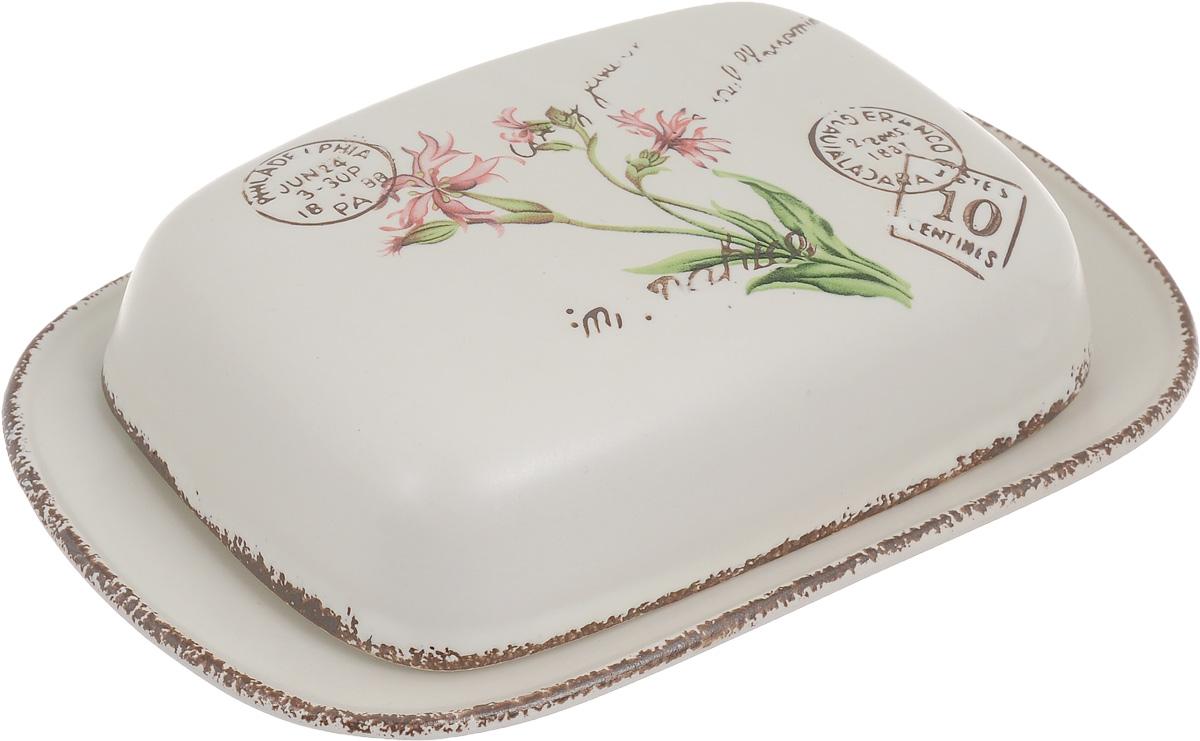 Масленка LF Ceramic ВоспоминанияLF-185F3794-ALВеликолепная масленка LF Ceramic Воспоминания, выполненная из высококачественной керамики, предназначена для красивой сервировки и хранения масла. Она состоит из подноса и крышки. Масло в ней долго остается свежим, а при хранении в холодильнике не впитывает посторонние запахи. Масленка LF Ceramic Воспоминания идеально подойдет для сервировки стола и станет отличным подарком к любому празднику. Размер подноса: 19 х 13 х 2 см. Размер крышки: 14,5 х 10,5 х 4 см.