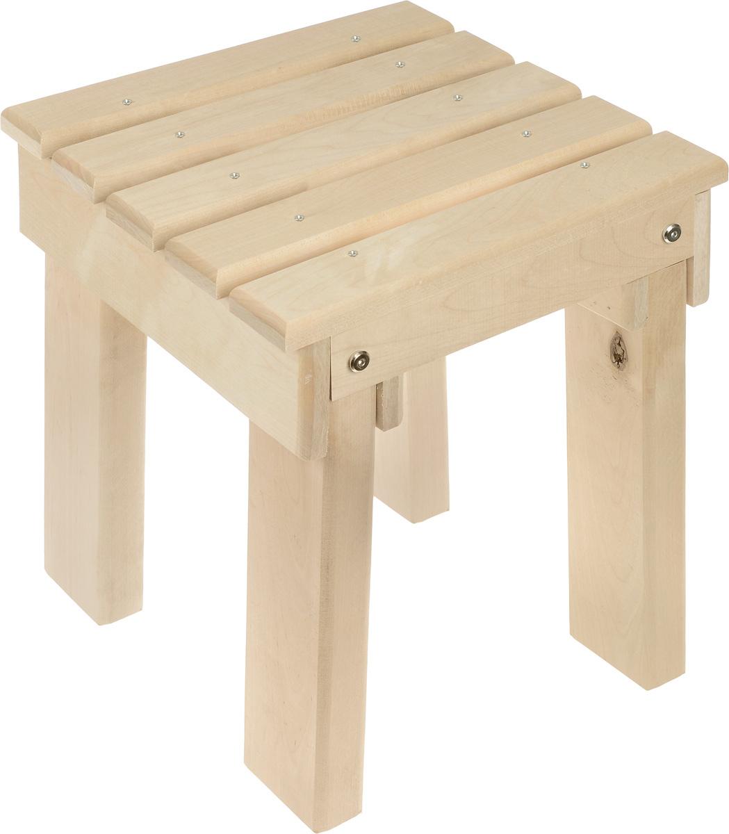 Табурет Proffi Кардинал, 35 х 35 х 42 смPS0122Удобный и практичный табурет Proffi Кардинал, изготовленный из березы, подходит для использования в бане и сауне. Компактный и надежный, занимает мало места. Табурет Proffi Кардинал имеет сборную конструкцию, в комплект входит 4 мебельных болта и 10 саморезов. Размер табурета в собранном виде: 35 х 35 х 42 см.