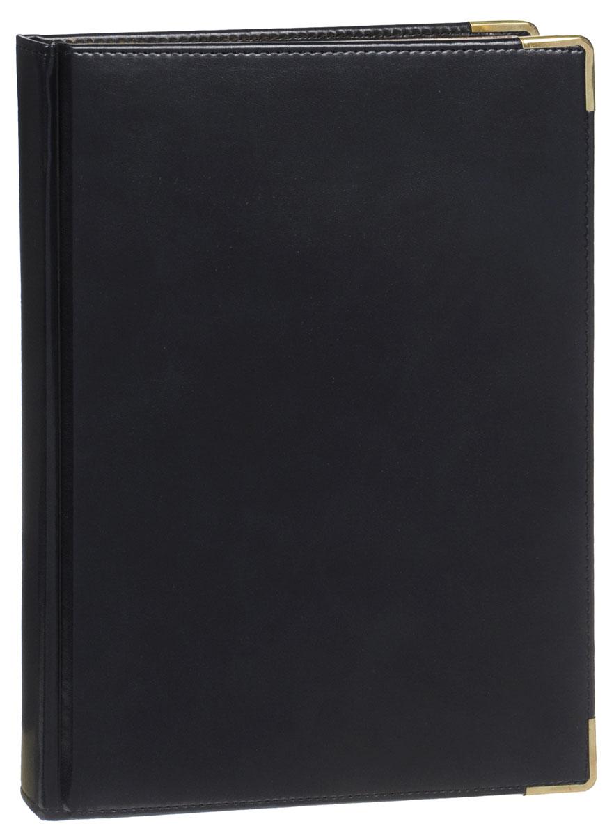 Listoff Книга для записей Ancient 160 листов в клетку72523WDСтильная книга для записей - это дополнительный штрих к вашему имиджу. Опрятная и лаконичная книжка может быть использована не только для личных пометок и записей, но и как недатированный ежедневник.Обложка выполнена из высококачественной искусственной кожи, с прострочкой по периметру и поролоновой подкладкой. Металлические скругленные углы защищают книгу от повреждений при активном использовании. Форзацы золотого цвета и двойное ляссе подчеркивают высокий статус изделия.Записная книжка Listoff станет достойным аксессуаром среди ваших канцелярских принадлежностей. Она пригодится как для деловых людей, так и для любителей записывать свои мысли, писать мемуары или делать наброски новых стихотворений.