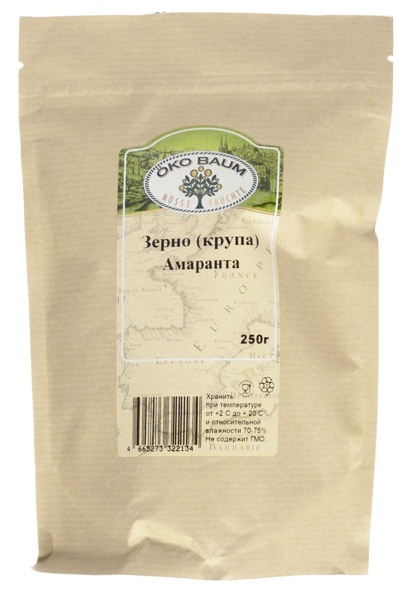 Oko Baum зерно амаранта, 250 г4665273322134Целебные свойства амаранта известны с глубокой древности. Амарантовое масло – известный источник cквалена (сквален – вещество, осуществляющее захват кислорода и насыщение им тканей и органов нашего организма). Амарантовая крупа Oko Baum является ценным биологически активным пищевым продуктом, который оказывает на организм оздоравливающе и общеукрепляющее действие. Крупа амаранта используется при приготовлении каши, хлебобулочных изделий, целебных отваров, настоек на масле, в перемолотом виде как биологически активная добавка. Зерно амаранта обладает лечебно-профилактическими свойствами, рекомендуется при ишемической болезни сердца, атеросклерозе и диабете. Оказывает профилактическое воздействие на многие системы организма, снижает уровень холестерина, уменьшает риск сердечно-сосудистых и онкологических заболеваний, способствует выводу шлаков. Амарантовая крупа не содержит глютен, и в отличие от пшеничной муки, ее можно употреблять в случаях, когда...