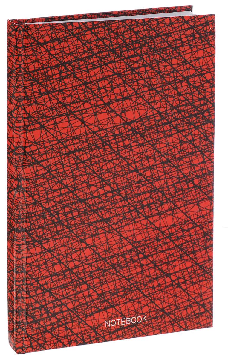Listoff Записная книжка Офисный стиль 80 листов в клетку цвет красныйКЗ5801520Записная книжка Listoff Офисный стиль - незаменимый атрибут современного человека, необходимый для рабочих и повседневных записей в офисе и дома. Записная книжка содержит 80 листов формата А5 в клетку без полей. Обложка выполнена из ламинированного картона. Внутренний блок изготовлен из высококачественной плотной бумаги, что гарантирует чистоту записей и отсутствие клякс. Книга для записей Listoff Офисный стиль станет достойным аксессуаром среди ваших канцелярских принадлежностей. Она подойдет как для деловых людей, так и для любителей записывать свои мысли, рисовать скетчи, делать наброски.