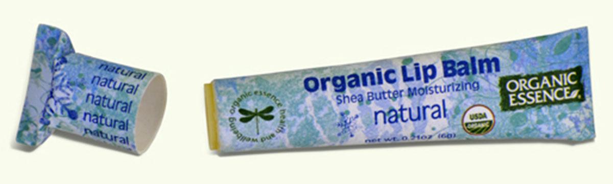 Organic Essence Органический бальзам для губ, Натуральный 6 гBXNATUSDA Organic сертифицированный продукт. Насыщен органическим маслом Ши (масло плодов дерева Каритэ). Не содержат воду или любые наполнители. Питает сухие, потрескавшиеся губы, делает их мягкими. Отличная база перед нанесением губной помады.
