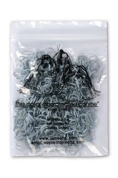 Резинки Lainee M голубые 200 шт0120710Lainee (Лайни) резинки латексные размер MНабор латексных резинок. Резиночки используются для формирования топ-кнотов у собак с средней плотностью шерсти. Цвет голубой, 200 шт. в упаковки.