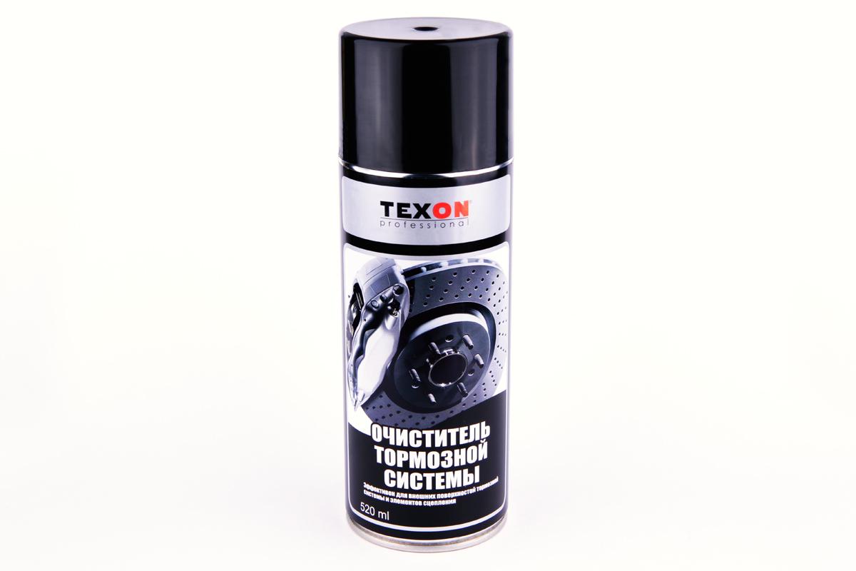 Очиститель тормозов TEXON 520 мл