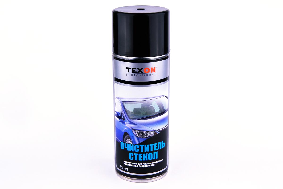 Очиститель стекол TEXON 520 млPL0131Высокоэффективный очиститель стекол.используется для чистки стекол.фар,зеркал, декоративных молдингов и решоток. Улучшает видимость не оставляет разводов и таким образом повышает безопастность движения. Растворяеи удаляет следыот никотина, насекомых,дресных почек,масла и прочих жироподобных загрязнений.подходит для поексигласовых стекол. Средство нетрально к резине, лаковым поверхностям и пластикам. Очиститель можно использовать в быту для очистки стекол, зеркал, торгового оборудования. Прекрасно очищает керамику и фаянс.